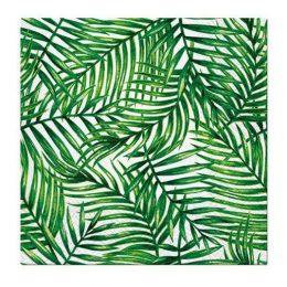 Χαρτοπετσέτες Τροπικά Φύλλα (20 τεμ)