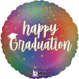 Μπαλόνι Αποφοίτησης Colorful Grad