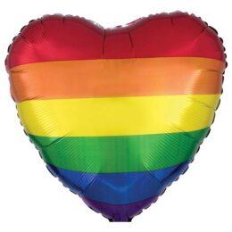 Μπαλόνι Καρδιά Pride