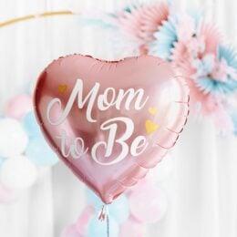 Μπαλόνι Mom to Be Ροζ