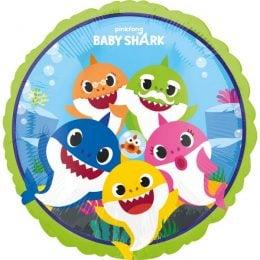 Μπαλόνι οικογένεια Baby Shark