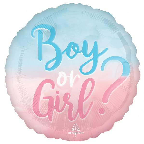 """Μπαλόνι the Big Reveal """"Boy or Girl"""""""