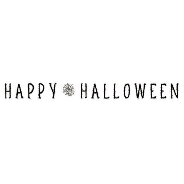 Διακοσμητική γιρλάντα Happy Halloween
