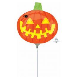 Mini Shape μπαλόνι Halloween Κολοκύθα