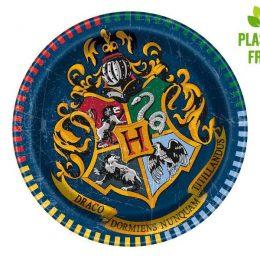 Πιάτα πάρτυ Harry Potter (8 τεμ)