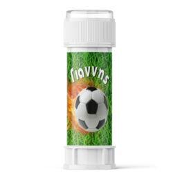 Σαπουνόφουσκες Ποδόσφαιρο