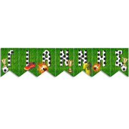 Σημαιάκια με όνομα Ποδόσφαιρο