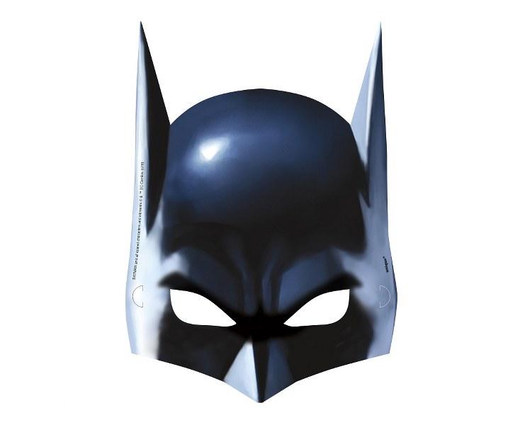 Χάρτινες Μάσκες Batman (8 τεμ)