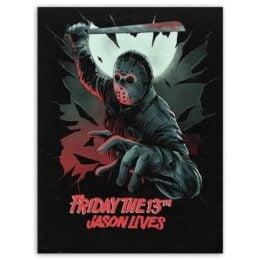 Αφίσα Halloween Friday the 13th