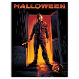 Αφίσα Halloween Michael Myers