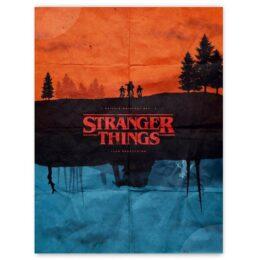 Αφίσα Stranger Things