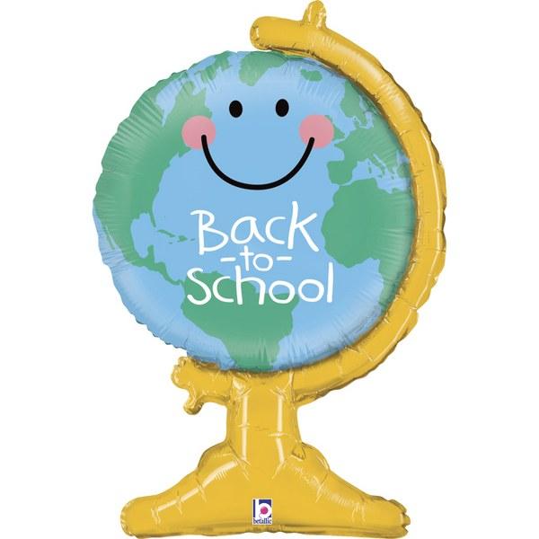 Μπαλόνι Υδρόγειος Σφαίρα Back to School