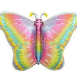 Μπαλόνι Πεταλούδα παστέλ