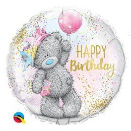 Μπαλόνι Tatty Teddy Happy Birthday