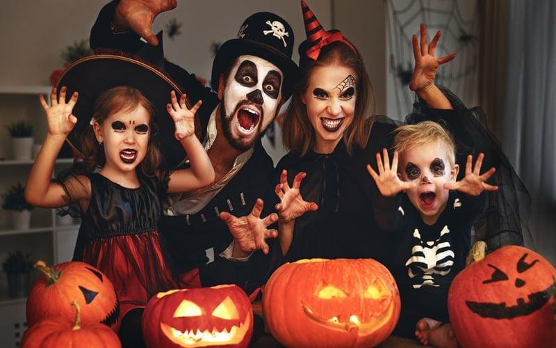 Halloween: Ιδέες για ένα τρομακτικό πάρτυ