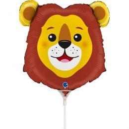 Mini Shape Μπαλόνι κεφάλι Λιονταριού