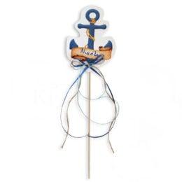 Ναυτικό Διακοσμητικό Στικ Άγκυρα