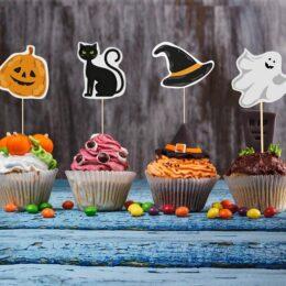 Οδοντογλυφίδες πάρτυ Halloween