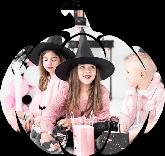 Halloween Παιδικό πάρτυ