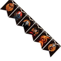 Σημαιάκια Halloween Horror Squad
