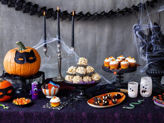 Τραπέζι Halloween
