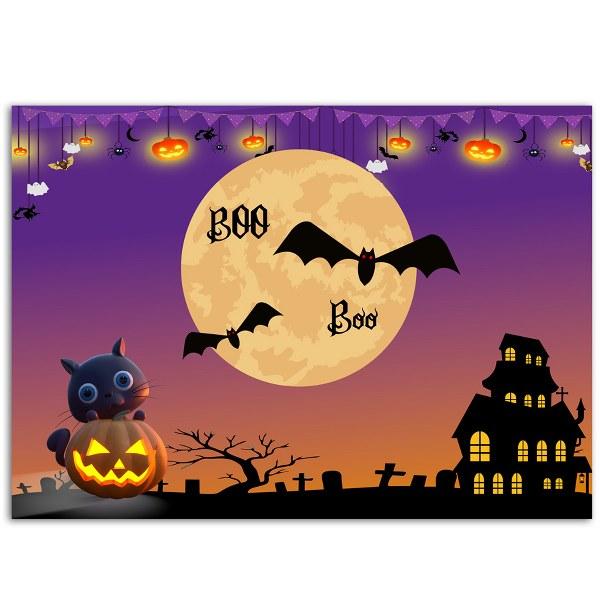 Χάρτινα Σουπλά Halloween