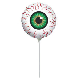 "10"" Mini Shape Μπαλόνι Διαβολικό Μάτι"