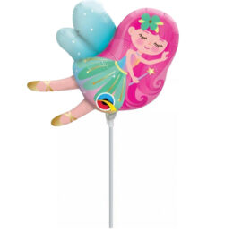 "14"" Mini Shape μπαλόνι Νεραϊδούλα"