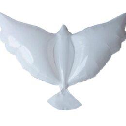 Μπαλόνι Λευκό Περιστέρι