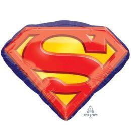 """28"""" Μπαλόνι Σύμβολο Superman"""