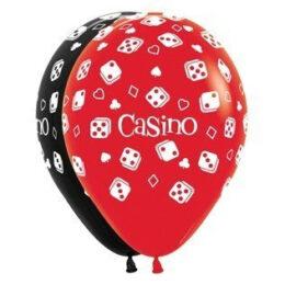 Μπαλόνι τυπωμένο Καζίνο