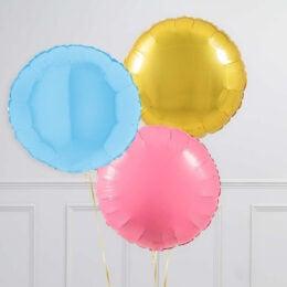 Μπαλόνια Στρογγυλά