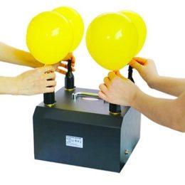 Επαγγελματική Ηλεκτρική Φουσκωτήρα μπαλονιών με 4 ακροφύσια