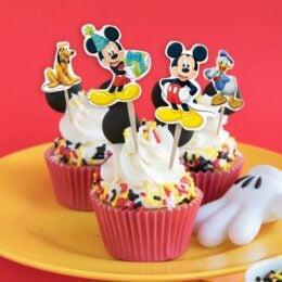 Οδοντογλυφίδες πάρτυ Mickey Mouse