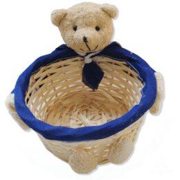 Καλαθάκι για Δωράκια Αρκουδάκι