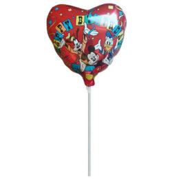 """9"""" Mini Shape μπαλόνι Mickey & Friends"""