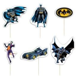 Οδοντογλυφίδες πάρτυ Batman
