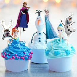 Οδοντογλυφίδες πάρτυ Frozen