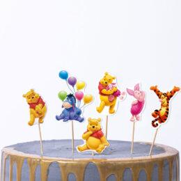 Οδοντογλυφίδες πάρτυ Winnie the Pooh