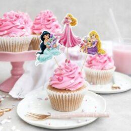 Οδοντογλυφίδες πάρτυ Πριγκίπισσες Disney