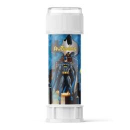 Σαπουνόφουσκες Batman