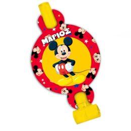 Σφυρίχτρες Blowouts Mickey Mouse