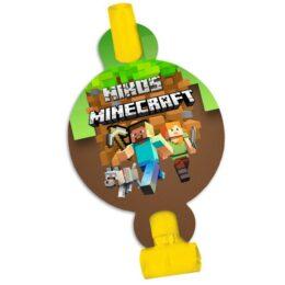 Σφυρίχτρες Blowouts Minecraft