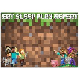Χάρτινα Σουπλά Minecraft