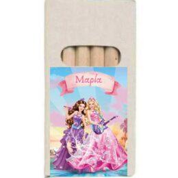Ξυλομπογιές Barbie