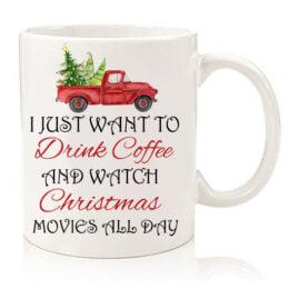 Χριστουγεννιάτικη Κούπα Coffee & Movies
