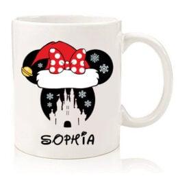 Κούπα Minnie Mouse Christmas